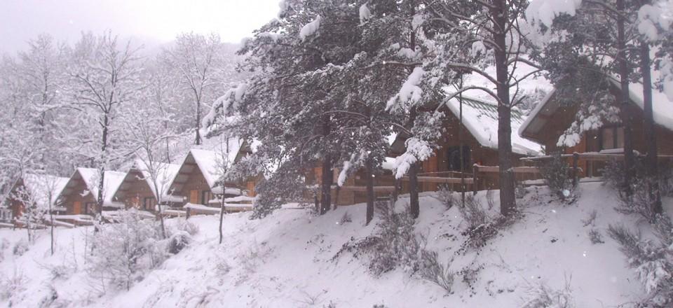 Bungalou Taga, Bungalou al Pirineu