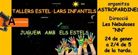 astropardines_tallerestel·larinfantil_banner_24.01.2015