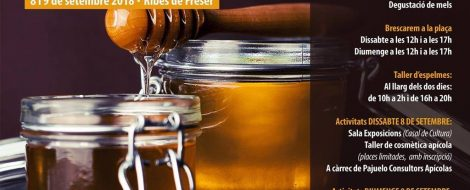 Honey Festival 2018 Ribes de Freser